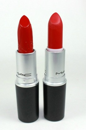 RiRi Woo (left) & Ruby Woo (right) Price: $15.00